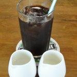 SOUL CURRY CAFE - アイスコーヒー ※カレーとセットなら200円プラスで