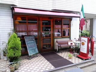 イタリア郷土料理 エヴィーバ! - 入り口