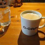 Ωcafe - ホットコーヒー_2015/12