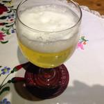 45991619 - レモンビール。飲みやすい♪