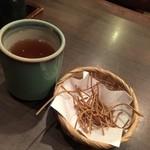 そじ坊 三軒茶屋店 - お茶とおつまみおそば