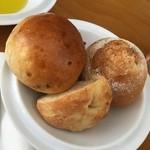 タブリエ - 【2015.12】ジャガイモのフォカッチャ美味