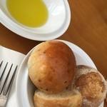 タブリエ - 【2015.12】温かいパン3種