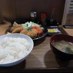 ニュー浅草 - カキフライ