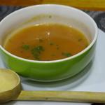 モロッコ料理 ル・マグレブ - 野菜スープ