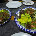 モロッコ料理 ル・マグレブ - サラダ
