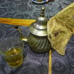 モロッコ料理 ル・マグレブ - ミントティー