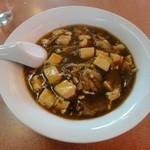 中華料理 満来軒 - 麻婆麺