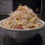 大 - 料理写真:らーめん中(野菜多め)