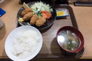 ニュー浅草 市ヶ谷店 - カキフライ