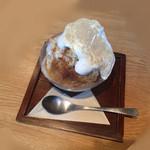 カフェ ソラーレ Tsumugi - 黒蜜きなこ