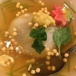 魚々市 - 蓮根饅頭