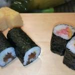 栄寿司 - 玉子、かんぴょう、とろたく