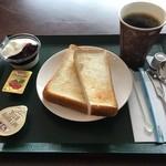 カフェ アンジー - 料理写真:モーニングセット