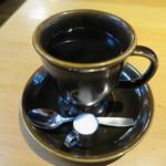 甘味喫茶 おかげ庵 - コーヒー