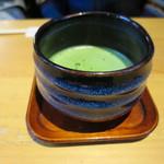 甘味喫茶 おかげ庵 - 抹茶