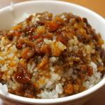 黄記滷肉飯 - 料理写真: