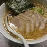 フジヤマロック - 味噌ヌードル+チャーシュートッピング