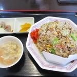 福味 - 料理写真:台湾炒飯 580円