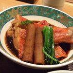 4600434 - 煮魚・金目鯛