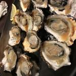 炙りダイニング奏宴 - 牡蠣