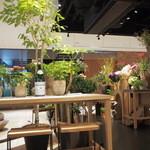 ヴェルデ キオスコ ブリーゼブリーゼ店 - カフェ&フラワーショップ♪