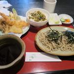 川嶋 - 料理写真:ランチセット1200円