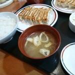 みよしの - 餃子定食430円