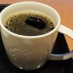 スターバックス・コーヒー - お替りのウインターブレンド108円
