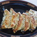 ラーメン横綱 松戸店 - 黒豚餃子