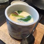 Izumida - 茶碗蒸し。これがうまうまうまー!です