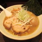 らー麺山之助 - 味玉らー麺
