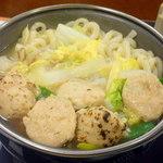 すき家 - 鶏つくね鍋♬♪〰 ※2015年12月