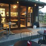 ベーカリー&カフェ ナグラ - カフェスペース