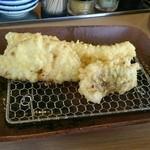 天ぷら はまや -