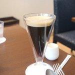 赤坂スクエアダイニング - アイスコーヒー