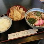 梅家 - 梅屋定食 700円
