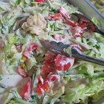 金壷食堂 - サラダ