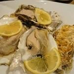 ISAO - 生牡蠣