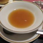サンマルク - オニオンスープ。