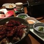 The Kitchen 喰なべ - 黒毛和牛ひつまぶし