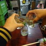七津屋 - 再度乾杯!