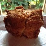 旧玉那覇家 - 料理写真:女性を象徴するサーターアンダーギー