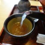 順絲菴 - 蕎麦湯
