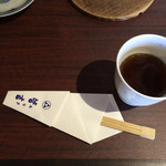 46015309 - 箸とお茶