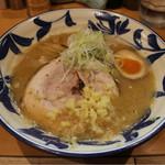 麺屋 すずらん - ●2015 #294 @味噌らーめん ¥800