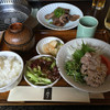 竹下 - 料理写真:肉サラダランチ