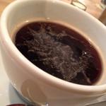 46019380 - ランチセットのコーヒー