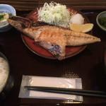 46019416 - 焼き魚定食(鯖・赤魚) ¥850
