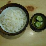4602576 - ごはん(サービス)(0円)(2010/07/25)